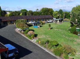 Willaway Motel Apartments, Ulverstone (Leith yakınında)