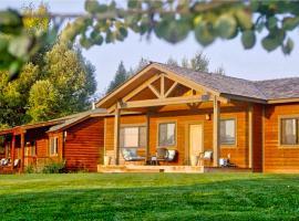 Teton Valley Lodge, Driggs