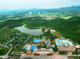 Yangxi Hotspring Resort, Yangxi (Shapa yakınında)