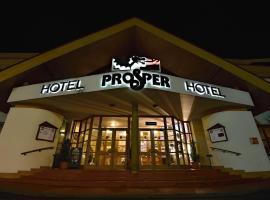 Hotel Prosper, Čeladná