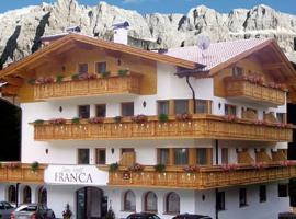 Garni Hotel Franca, Selva di Val Gardena