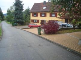 Ferienwohnung Anna, Michelstadt (Langen-Brombach yakınında)