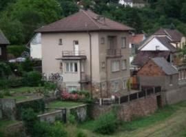 Guest House Nad Berounkou, Zbečno (Lány yakınında)