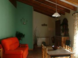 Apartamentos Casa Vidal, Adahuesca (Huerta de Vero yakınında)