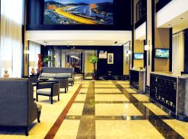 Central ShiPu Riverside Hotel, Xiangshan (Shipuzhen yakınında)