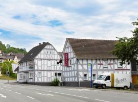 Hotel Werner, Mornshausen (Holzhausen yakınında)
