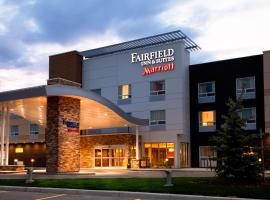Fairfield Inn & Suites by Marriott Lethbridge, Lethbridge