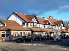 The Panmure Arms Hotel, Edzell (рядом с городом Fettercairn)