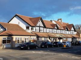 The Panmure Arms Hotel, Edzell (рядом с городом Tarfside)