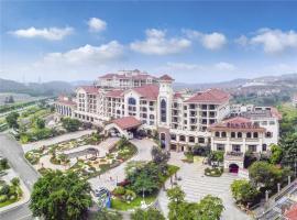 Country Garden Jade Bay Phoenix Hotel, Kaiping (Jincun yakınında)