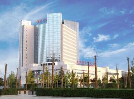 Jianguo Hotel, Baoji (Guozhen yakınında)