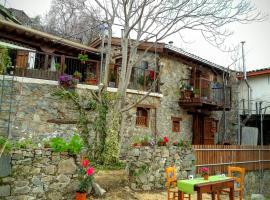 Isminis Petroktisto (Stonehouse), Palechori (Sykopetra yakınında)