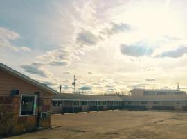 Hillcrest Motel, Manning