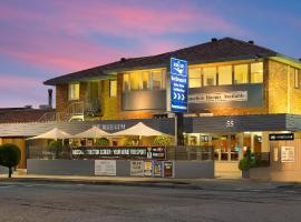 Blue Gum Hotel