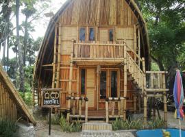 OCD Beach Cafe & Hostel, Manikin (рядом с городом Oesapa-besar)