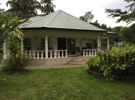 Skyblue Guesthouse - Self Catering