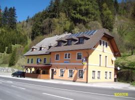 Gasthaus zur Melzen, Versbichl (Selzthal yakınında)