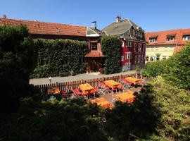 Hotel Stadt Suhl, Zella-Mehlis (Benshausen yakınında)