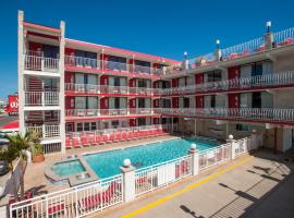 Matador Oceanfront Resort, North Wildwood