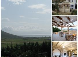 Villa Archilochos, Piso Livadi