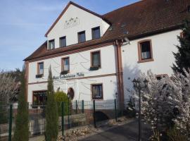 Waldhaus Knittelsheimer, Knittelsheim (Rülzheim yakınında)