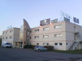Good Night Hotel, Arques (рядом с городом Blendecques)