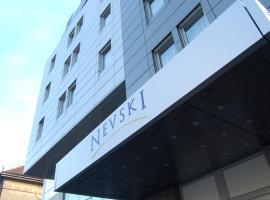 Garni Hotel Nevski, Belgrade