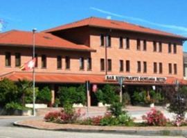 Hotel Gonzaga, Cantello (Stabio yakınında)