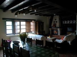 Casa Rural Aquilamas, La Bastida (Aldeanueva de la Sierra yakınında)