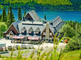 Hotell Fjällgården Ski-In Ski-Out, Åre