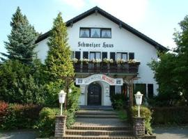 Hotel Schweizer Haus, Bielefeld (Greste yakınında)