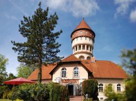 Am Wasserturm Pension, Bad Muskau (Gablenz yakınında)