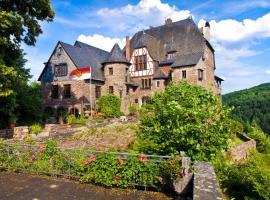 Hotel Burg Arras, Alf