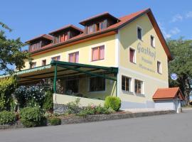 Hotel Pension Moosmann, Arnfels (Sankt Johann im Saggautal yakınında)