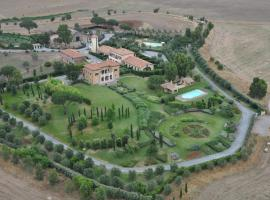 Casale Tormaggiore Villa And Country Suites, Pomezia (Zolforata yakınında)