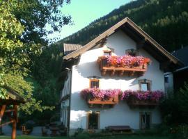 Pension Scheiflinger, Unterkolbnitz