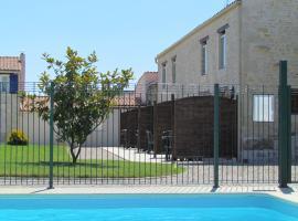 Apartment La Rochelle, Sainte-Soulle (рядом с городом Angliers)
