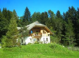Ferienhaus Waldhauser, Hermagor (Passriach yakınında)