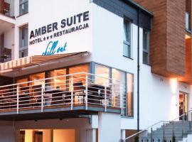 Hotel Amber Suite Enklawa dla Dorosłych, Międzywodzie