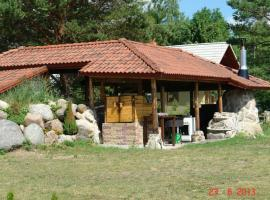 Päevatalu Camping, Vilusi (Mustvee yakınında)