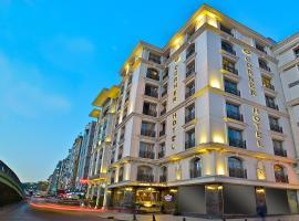 Corner Hotel Laleli
