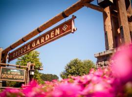 Oregon Garden Resort, Silverton