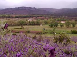 Casa rural Las Lucias, Navatrasierra (La Calera yakınında)