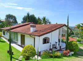 Villa Morada Maravilhosa Graça, Mairinque (Dona Catarina yakınında)