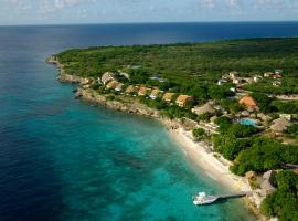 Kura Hulanda Lodge & Beach Club - All Inclusive, Sabana Westpunt (Westpunt yakınında)