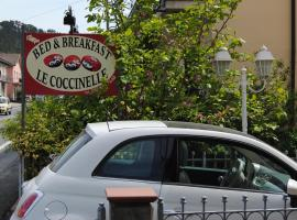 Le Coccinelle, Riccò del Golfo di Spezia
