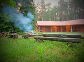 Kallaste Talu- Turismitalu & Holiday Resort, Padise (Kuijõe yakınında)