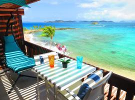 2BR Luxury Beachfront Duplex NO HURRICANE DMG III