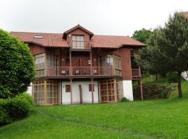 Ferienappartment im Feriendorf Glasgarten in Rötz, Bay. Wald, Rötz (Kulz yakınında)
