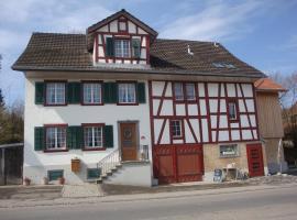 Bed and Breakfast Wegmann, Andelfingen (Buch yakınında)